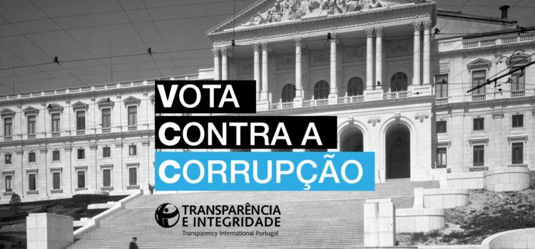 Vota Contra a Corrupção. Por uma Estratégia Nacional Contra a Corrupção