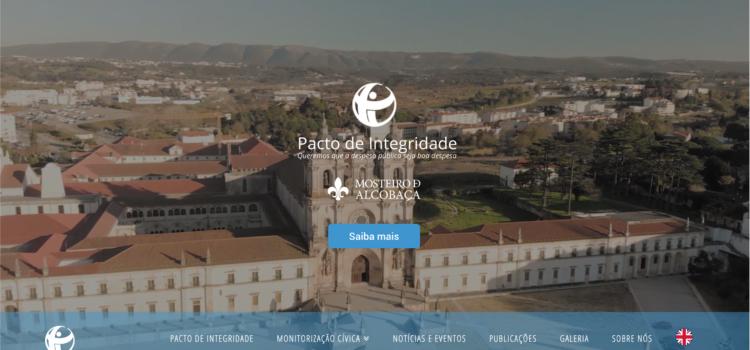 Transparência e Integridade lança novo site do Pacto de Integridade