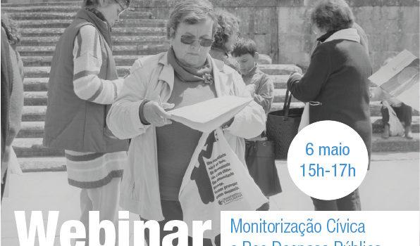 Webinar: Monitorização Cívica e Boa Despesa Pública: o Pacto de Integridade no Mosteiro de Alcobaça