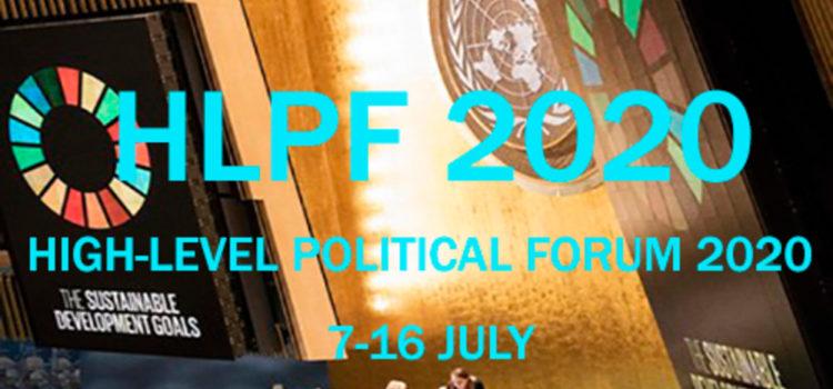 Transparência e Integridade participa no High-Level Political Forum das Nações Unidas