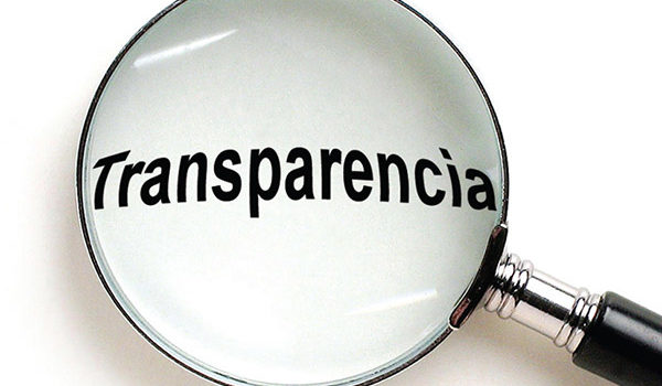 Nota sobre o Índice de Transparência Municipal (ITM)