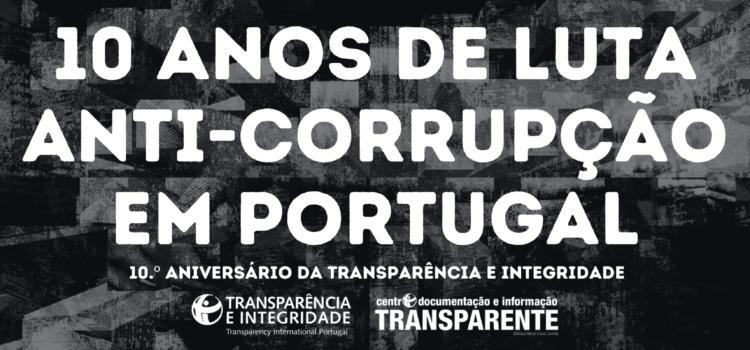 10 anos de Transparência e Integridade: Bem vindos ao segundo ciclo!