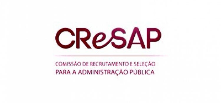 Desrespeito governamental pelas competências da CReSAP coloca em causa utilidade da entidade