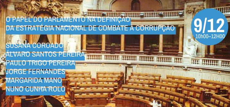Festival Transparente: O papel do Parlamento nas Políticas de Integridade e Combate à Corrupção