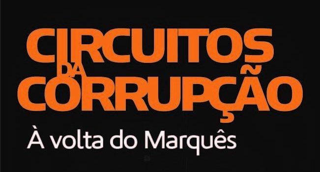 Frente Cívica e Transparência e Integridade organizam Circuito da Corrupção em torno da Operação Marquês
