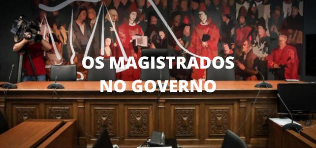 Os Magistrados no Governo